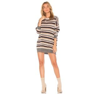 REVOLVE TULAROSA Striped Hamptons Dress